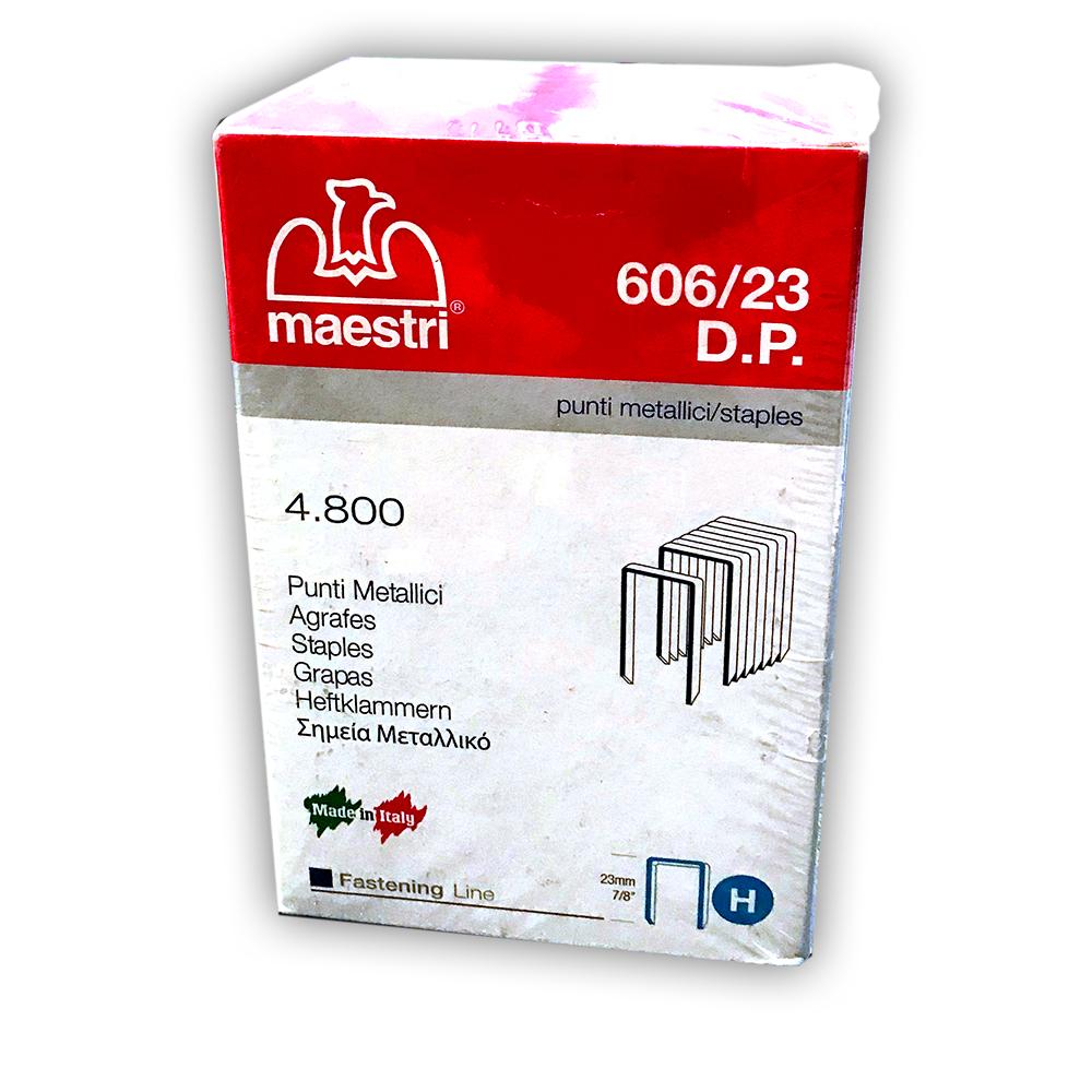 F7051-xx Maestri ME606 Staples