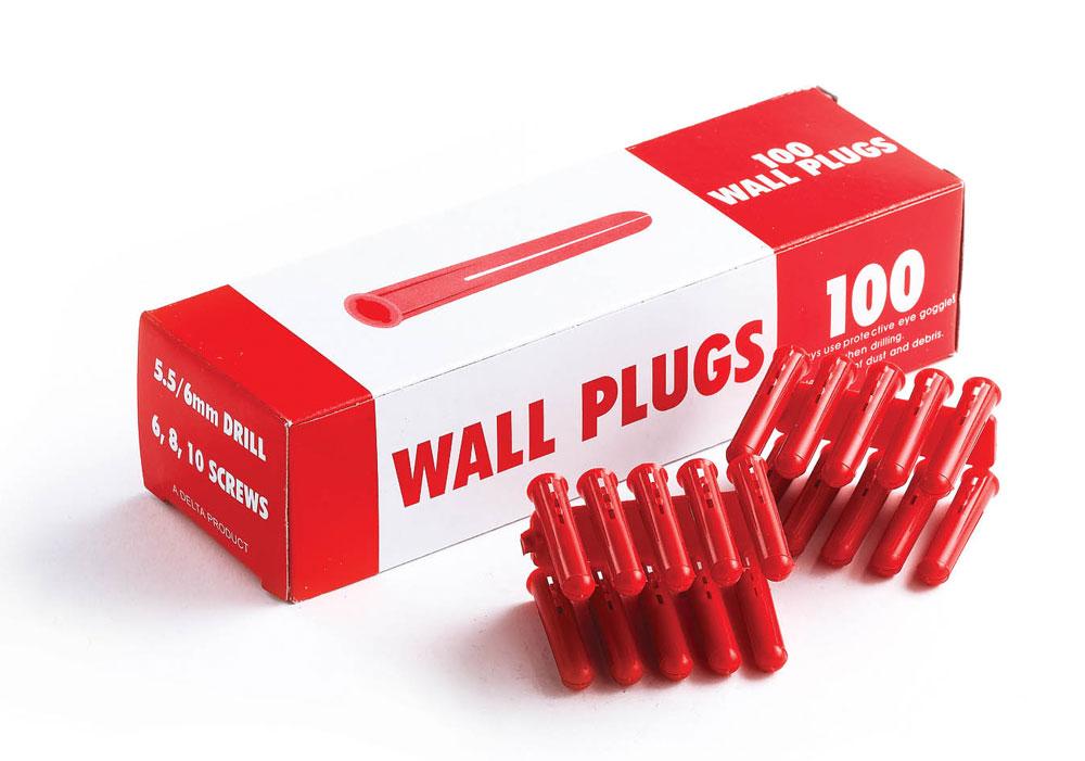 F7045 Rawl Plugs