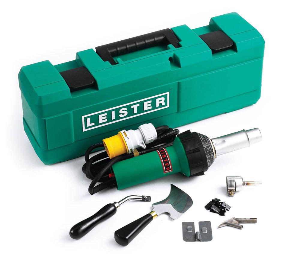 F7106 Leister Triac ST Hot Air Welding Kit
