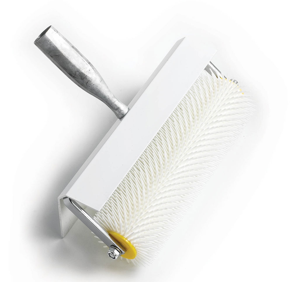 F72230/25 Spiked Aeration Roller 25cm