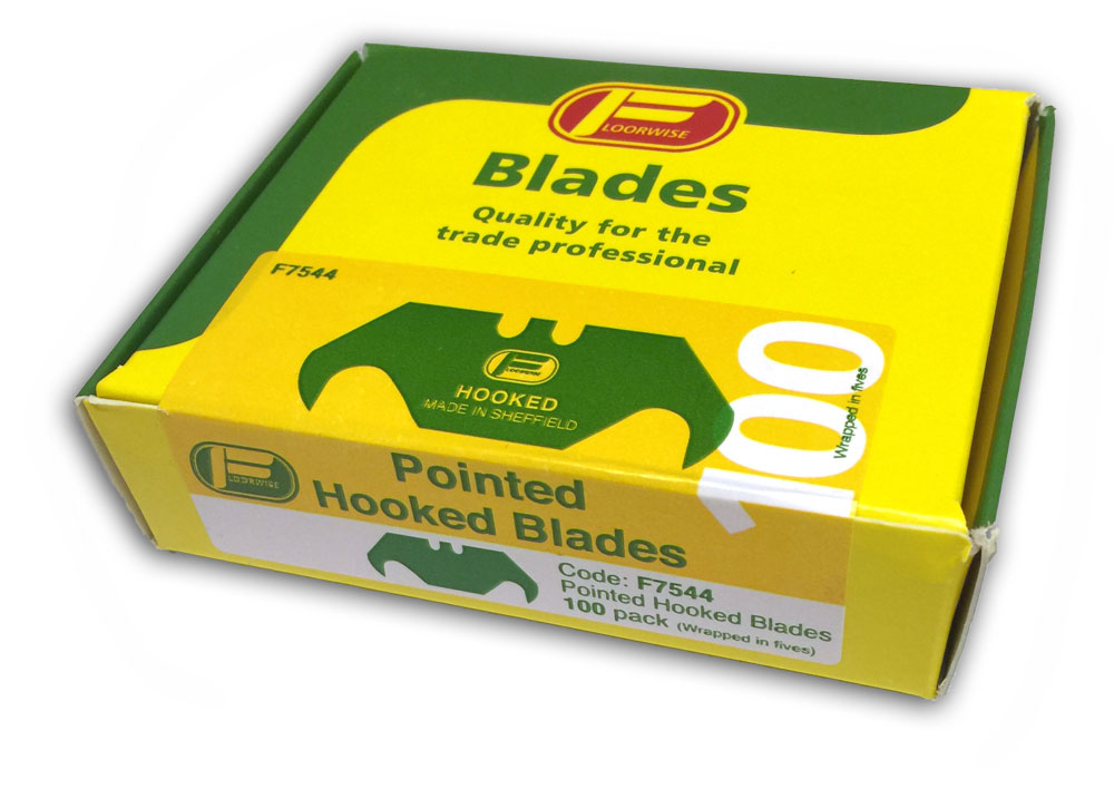 F7544 Hooked & Pointed Blades