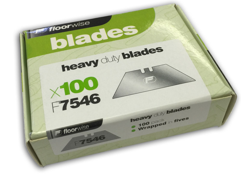 F7546 Heavy Duty Blades