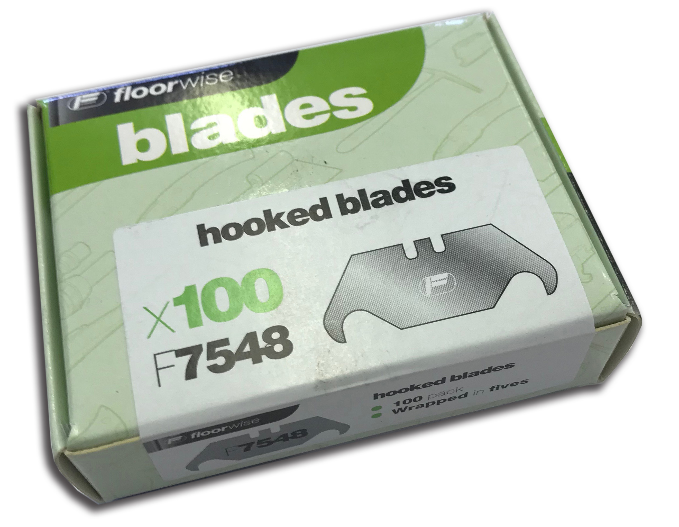 F7548 Hooked Blades