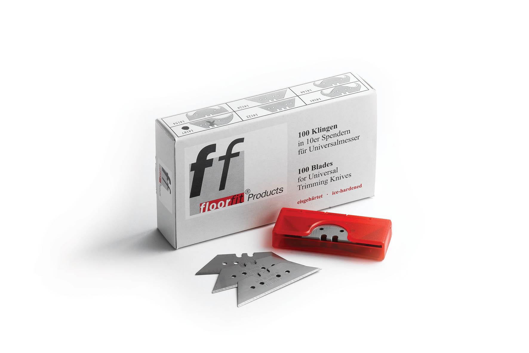FF FloorFit Heavy Duty Blades